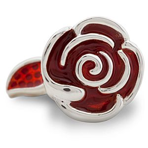 Belle Enchanted Rose Bead by Chamilia