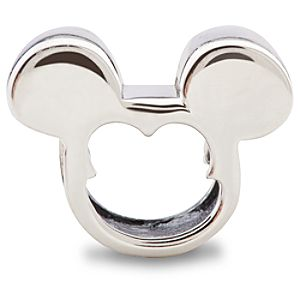 Mickey Mouse Icon Bead by Chamilia