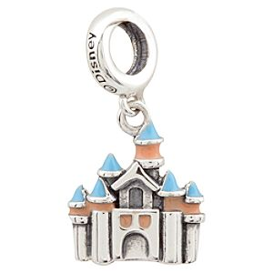 Sleeping Beauty Castle Bead by Chamilia - Disneyland