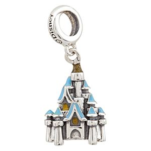 Cinderella Castle Bead by Chamilia - Walt Disney World