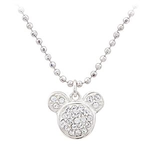Mickey Mouse Icon Necklace by Judith Jack