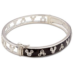Mickey Mouse Icon Bangle Bracelet by Judith Jack