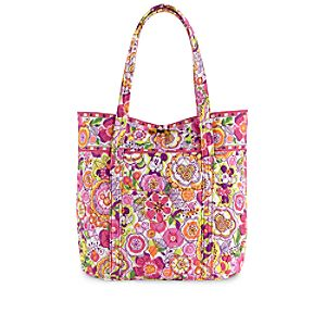 Mickey and Minnie Mouse Bouncing Bouquet Vera Bag by Vera Bradley