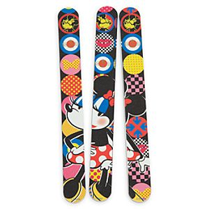 Beautifully Disney Nail File Set - Pop of Minnie