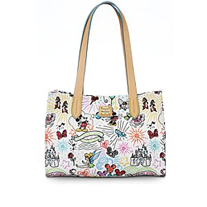Disney Sketch Small Shopper by Dooney & Bourke