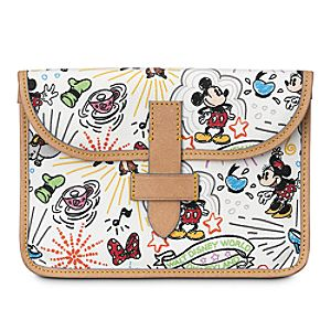 Disney Sketch Tablet Case by Dooney & Bourke