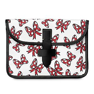 Minnie Mouse Bow Tablet Case by Dooney & Bourke - White