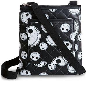 Jack Skellington Crossbody Bag