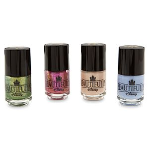 Beautifully Disney Mini Nail Polish Set - Curiouser and Curiouser