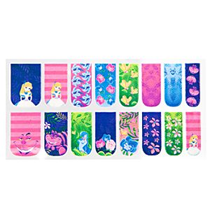 Beautifully Disney Nail Appliqués - Curiouser and Curiouser