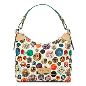 Mickey Mouse Buttons Large Erica Bag by Dooney & Bourke