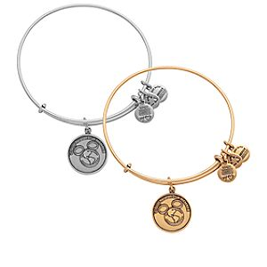 Disney Vacation Club Bangle by Alex and Ani - Silver