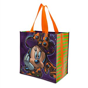 Minnie Mouse Resuable Halloween Tote