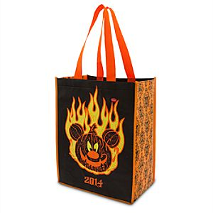 Mickey Mouse Light-Up Reusable Tote - Halloween 2014