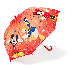 Disney Parks Umbrella for Kids - Music