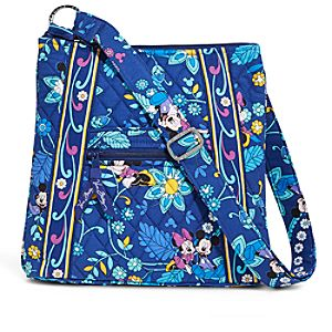 Mickey and Minnie Mouse Disney Dreaming Hipster Bag by Vera Bradley