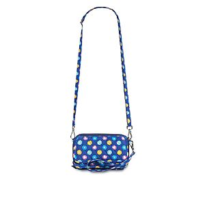Mickey and Minnie Mouse Disney Dreaming All in One Crossbody Purse by Vera Bradley