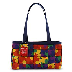 Pop Art Mickey Large Satchel by Harveys