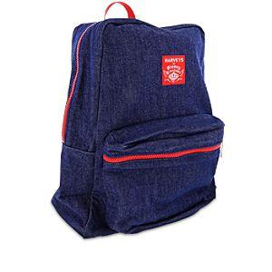 Pop Art Mickey Denim Backpack by Harveys