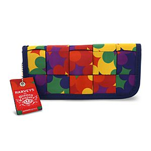 Pop Art Mickey Clutch Wallet by Harveys