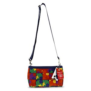 Pop Art Mickey Convertible Clutch by Harveys