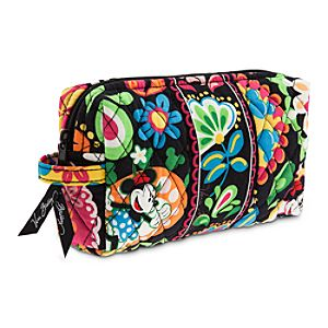 Midnight with Mickey Medium Cosmetic Bag by Vera Bradley