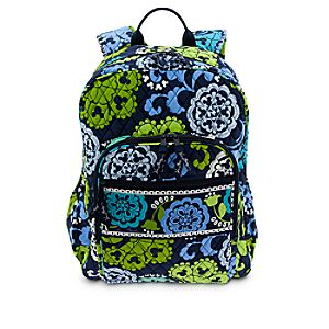 Wheres Mickey? Campus Backpack by Vera Bradley