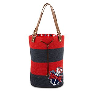 Minnie Mouse Icon Tote - Disney Cruise Line