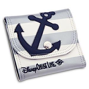 Disney Cruise Line Anchor Wallet