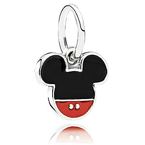 Mickey Mouse Mickey Icon Charm by PANDORA