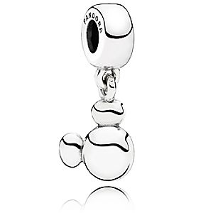 Mickey Mouse Solid Mickey Icon Charm by PANDORA