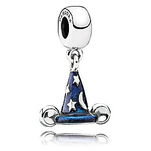 Mickey Mouse Mickeys Sorcerers Hat Charm by PANDORA