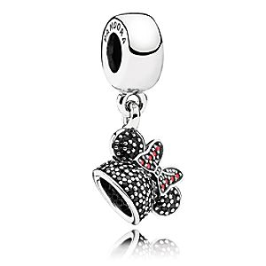 Minnie Mouse Minnie Sparkling Ear Hat Charm by PANDORA