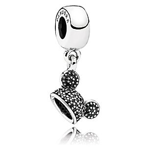 Mickey Mouse Mickey Ear Hat Charm by PANDORA