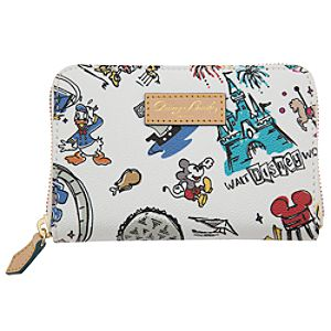 Disneyana Wallet by Dooney & Bourke - Walt Disney World