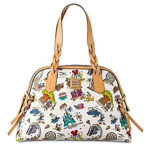 Disneyana Satchel by Dooney & Bourke - Walt Disney World