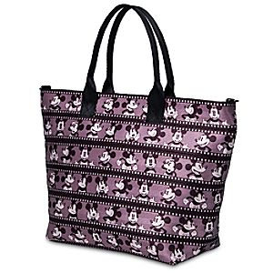 Mickey Mouse Silver Screen Streamline Tote by Harveys - Medium