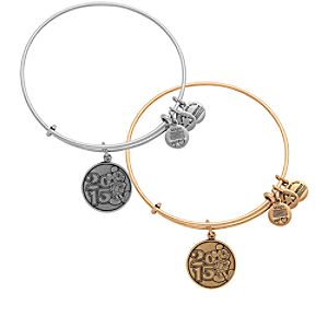 Mickey Mouse 2015 Bangle by Alex and Ani