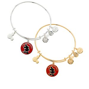 Mickey Mouse It all started with a mouse Bangle by Alex and Ani