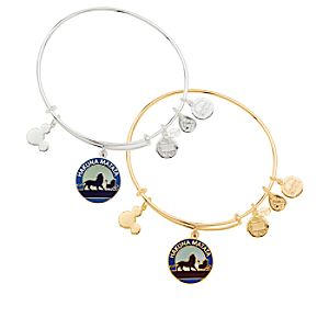 The Lion King Hakuna Matata Bangle by Alex and Ani