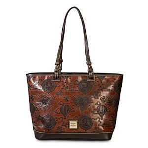 Disney Vacation Club Leather Leisure Shopper Tote by Dooney & Bourke