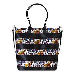 Mickey Mouse Best Friends Forever Streamline Tote by Harveys - Large