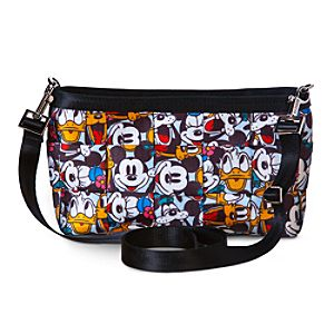 Mickey Mouse Best Friends Forever Convertible Clutch by Harveys