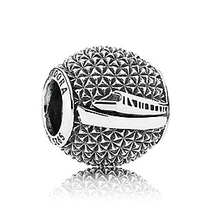 Epcot Spaceship Earth Charm by PANDORA