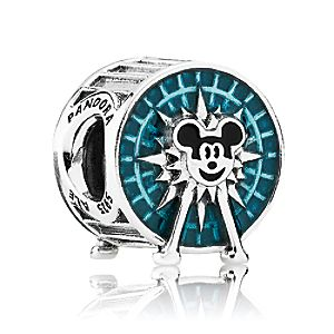 California Adventure Mickeys Fun Wheel Charm by PANDORA