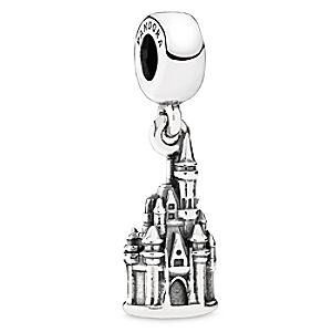 "Walt Disney World ""Cinderella Castle"" Charm by PANDORA"
