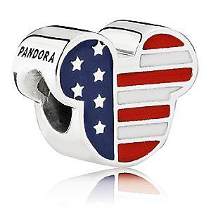 Mickey Mouse Americana Charm by PANDORA