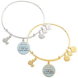 Cinderella A Dream is a Wish . . . Bangle by Alex and Ani