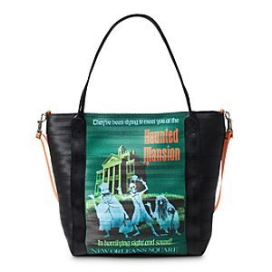 Haunted Mansion Tote by Harveys