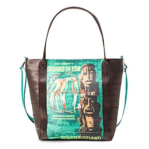 Enchanted Tiki Room Tote by Harveys
